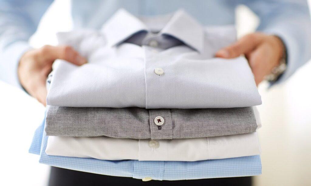 Wash & Fold Laundry Services